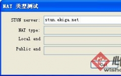 NAT类型测试工具 v1.0 免费版