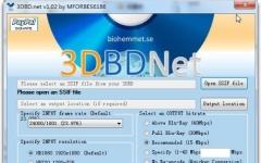 3DBDNet转换工具 v1.0.2 绿色特别版