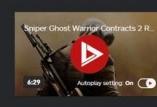 《狙击手:幽灵战士契约2》IGN 6分 合格的狙击模拟