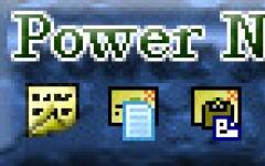 Power Notes(日程管理软件) v3.69 中文版