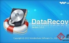 数据恢复软件(Wondershare Data Recovery) v4.6.0.6中文版