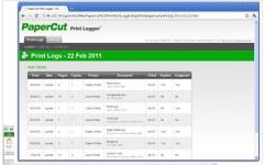 PaperCut Print Logger_显示打印记录工具 v1.1 官方版