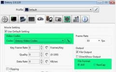 Dxtory_游戏录像神器 v2.0.127 完美注册版