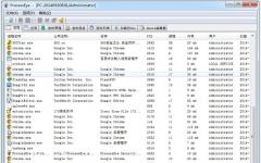 ProcessEye_进程眼 v1.0 绿色汉化版