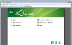 ActivePresenter Professional Edition_抓图软件 v5.0.0 官方最新版