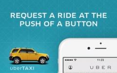 Uber打车软件 v3.82.1 安卓版