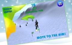 3D真实滑雪手机版 v1.0 安卓版