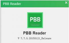 PBB Reader(PBB阅读器) v8.4.4 官方版