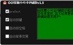 QQ炫舞小兮全P辅助 v1.5 免费版