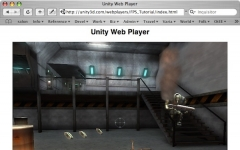 unity web player mac版 V5.2.0f3 官方版