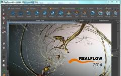 realflow 2014汉化破解版 含(32/64位)文件
