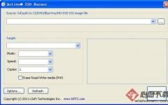 Active ISO Burner_光盘刻录工具 v4.0.3 官方版