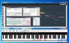 MidiPiano 迷笛虚拟钢琴 v2.2.3 官方版
