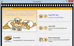 CloneDVD2 V2.9.3.3 官方版