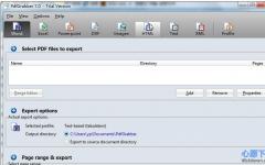 PdfGrabber_PDF转换器 v8.0.048 官方版
