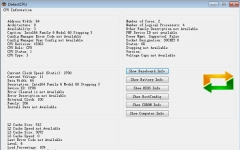 DetectCPU_CPU信息查询工具 v2.0绿色版