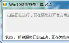 Win10商店抓包工具 v1.1免费版