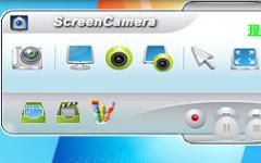 ScreenCamera_桌面视频录制软件 v3.1.2.50官方版