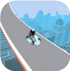 抖音云中开车游戏 V1.0.4 苹果版