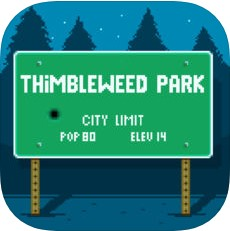 银莲花公园(Thimbleweed Park) V1.0.2 苹果版