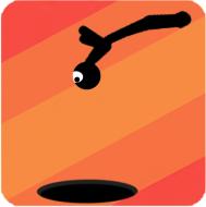 火柴人翻轉進洞游戲下載|火柴人翻轉進洞安卓版最新下載V1.0