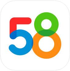 58同城 V1.0 �O果版