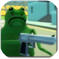 史上最骚青蛙侠(The Amazing Frog Game Simulator) V1.0 安卓版