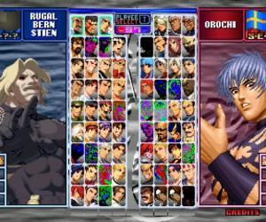 拳皇2005 无限能量版