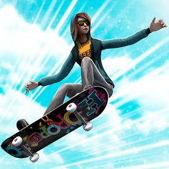 世界滑板漂移大��
