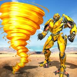 龍卷風機器人大戰改造 V1.0 隻果版