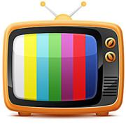 电视节目直接播