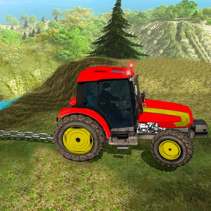 链式拖拉机牵引车 V8.0 苹果版
