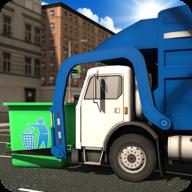 垃圾自卸卡车司机