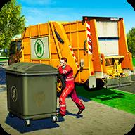 城市垃圾清洁模拟