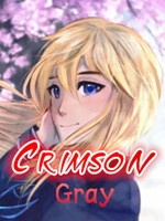 深红色的灰(Crimson Gray) 英文版