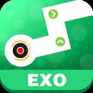 EXO舞蹈线