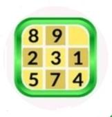 九宫格数字拼图
