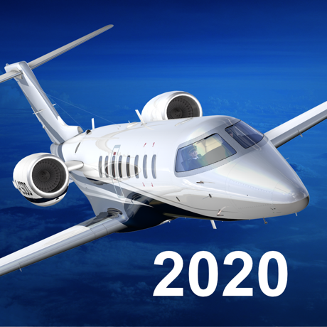 模�M航空�w行2020 中文版