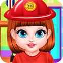 寶貝泰勒的消防夢H5