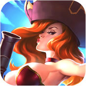 海盗船长 英文版