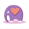 """大象追�""""�"""