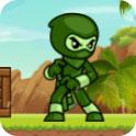 绿衣忍者快跑H5