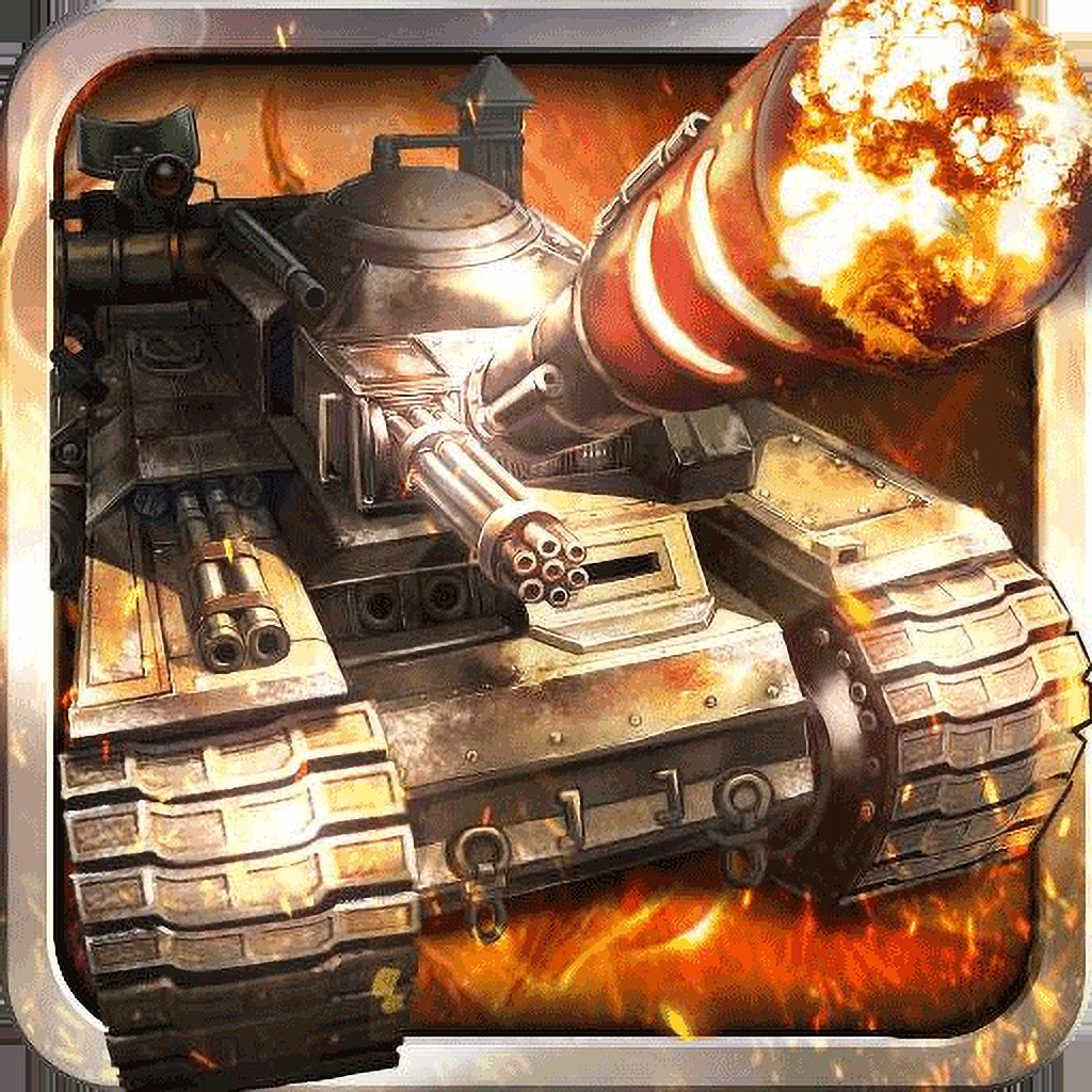 开炮吧坦克 变态版