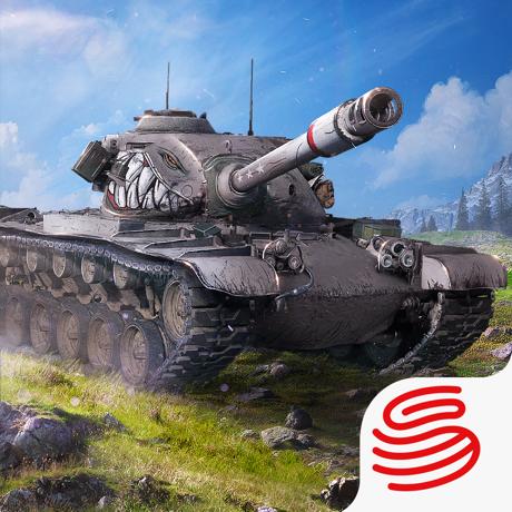 坦克世界闪电战 无限资源版