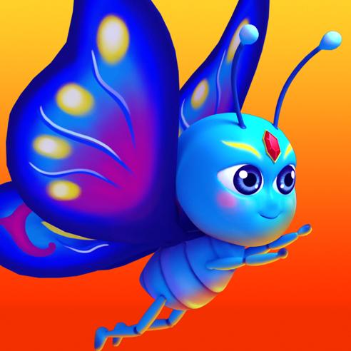 植物大战昆虫 V3.3 苹果版