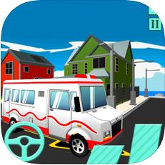 救护车救援模拟器3D V1.0 苹果版