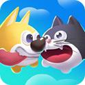 蠢猫与傻狗H5