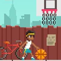 街篮篮球小游戏