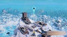 堡垒之夜v7.2版本地图彩蛋分享