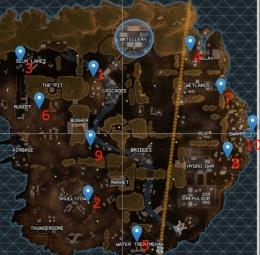 Apex英雄尼斯湖水怪位置在哪